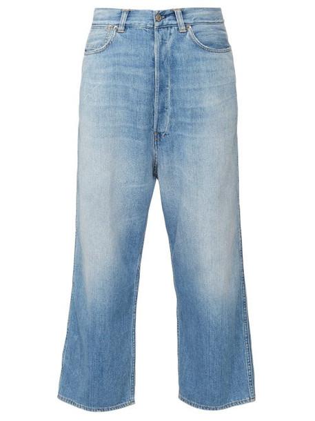 Golden Goose - Breezy Straight Leg Jeans - Womens - Denim