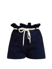 shorts,denim,high,cotton