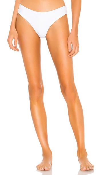superdown Ashley Bikini Bottom in White