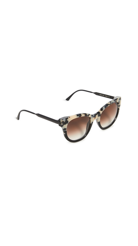 Thierry Lasry Lively 256 Sunglasses in black