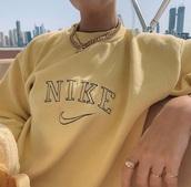 sweater,yellow