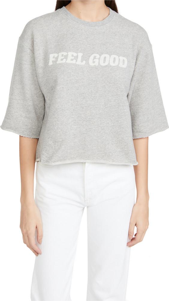 Ba & sh Felix Sweatshirt in grey