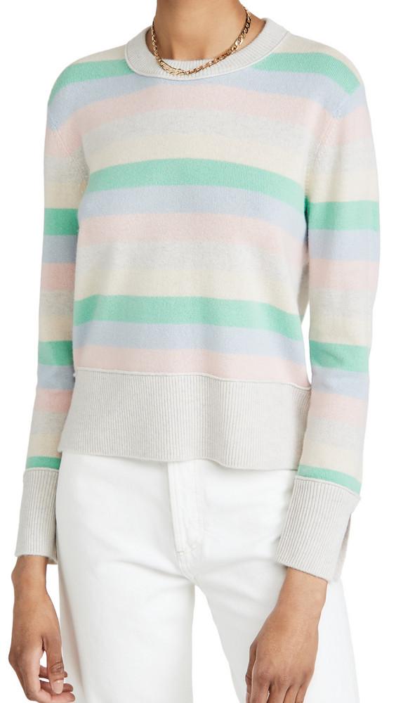 Club Monaco Everywear Cashmere Sweater in multi