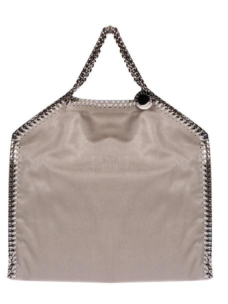 Stella McCartney Chain Falabella Tote in grey