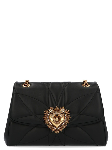 Dolce & Gabbana devotion Bag in black