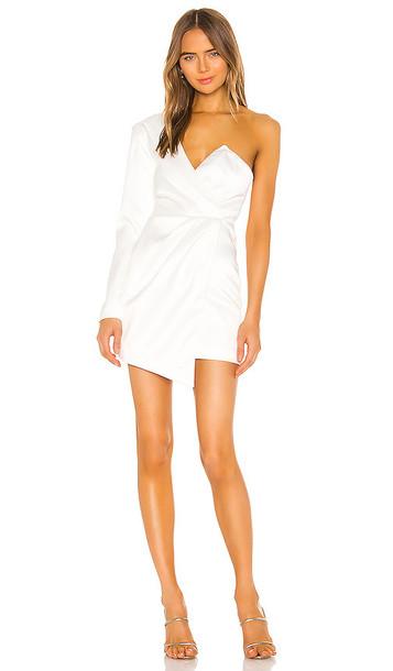 NBD Vanity Mini Dress in Ivory
