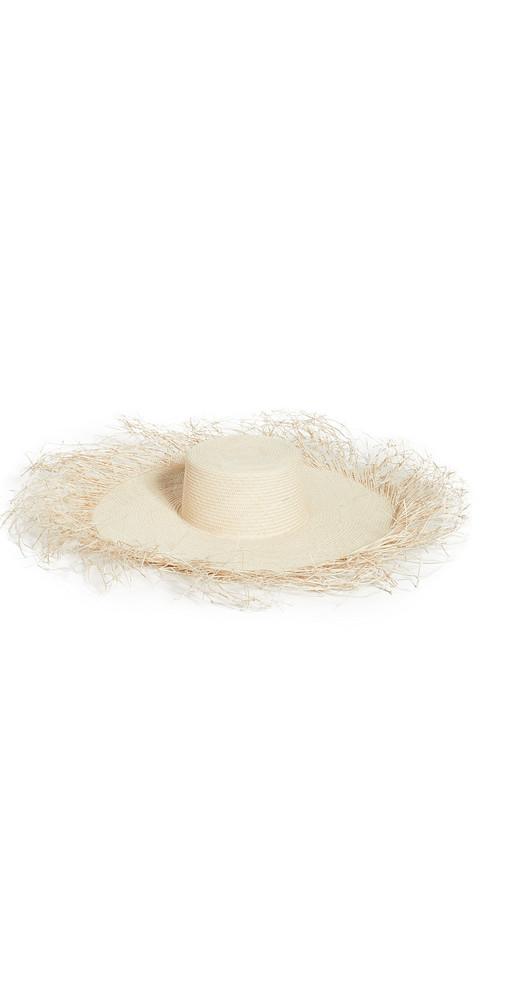 Eugenia Kim Franny Hat in ivory