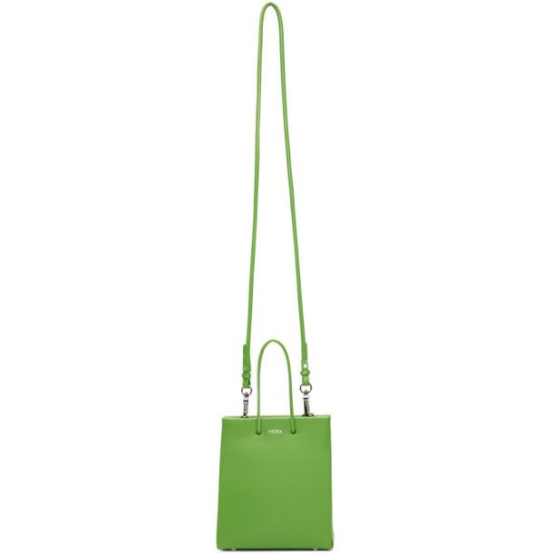 Medea Green Short Prima Bag