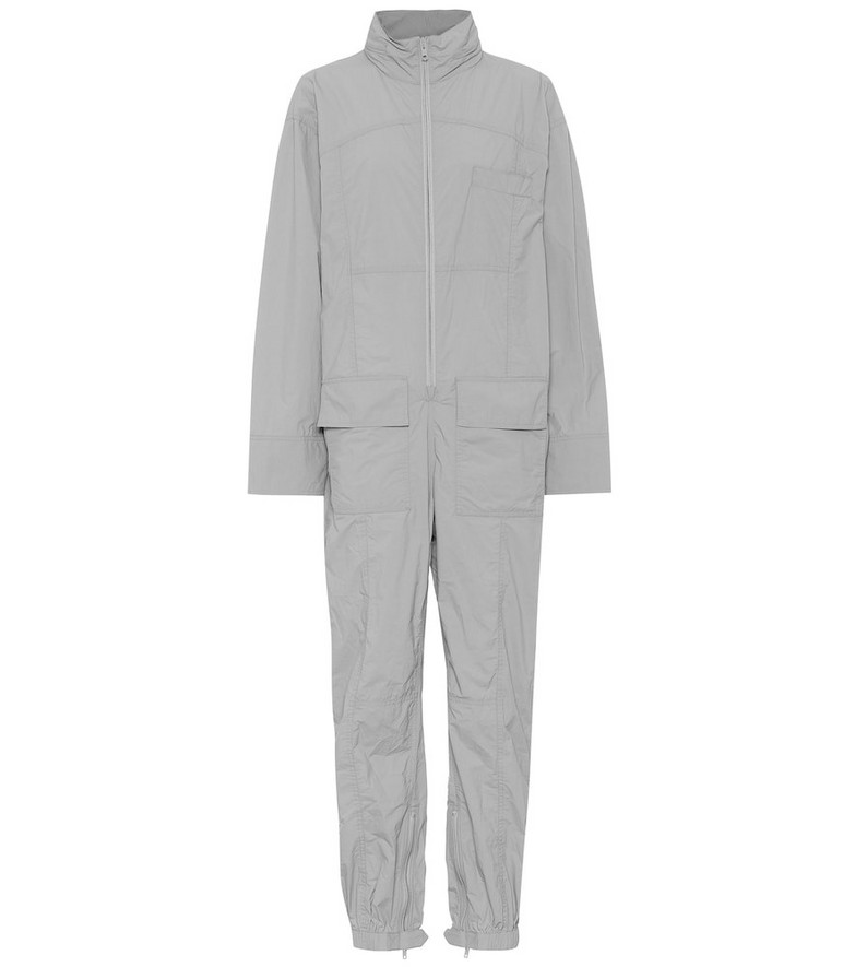 Maison Margiela Utilitarian jumpsuit in grey
