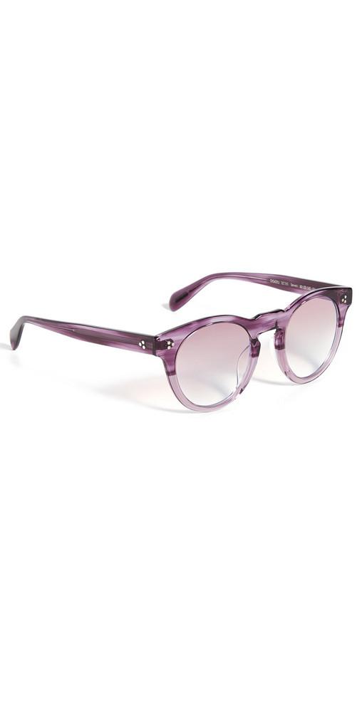 Oliver Peoples Eyewear Lewen Sunglasses in pink