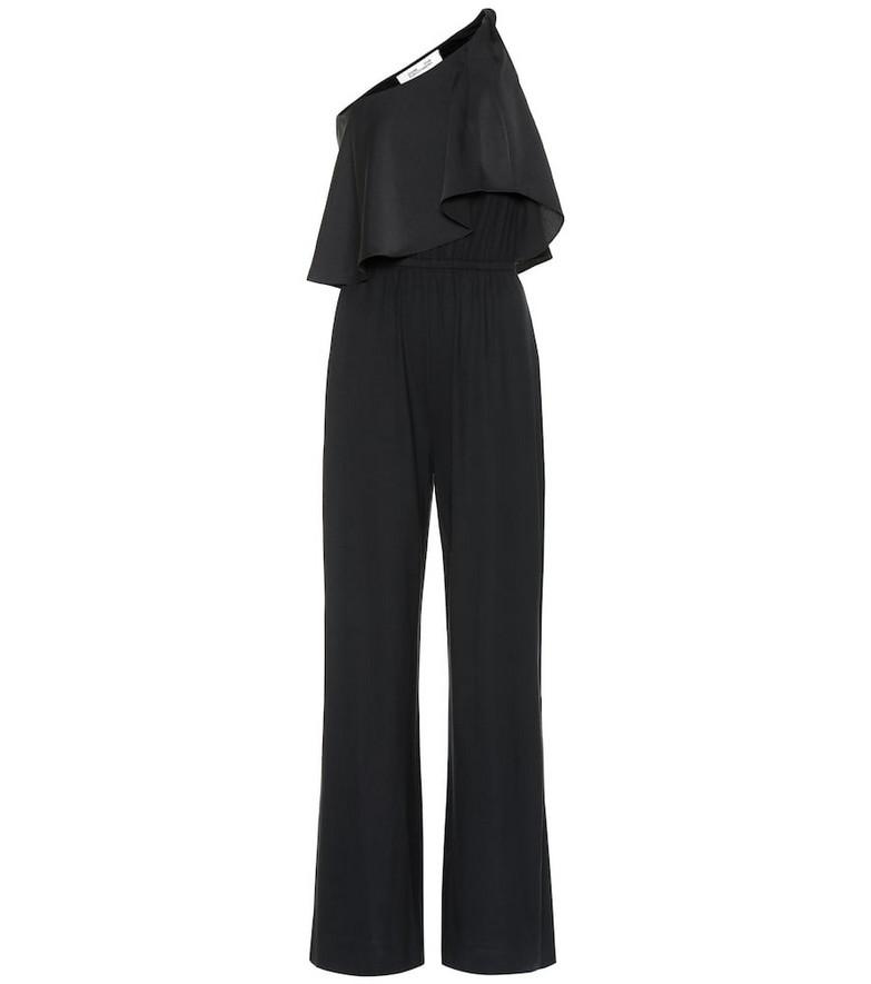 Diane von Furstenberg Rosalyee jumpsuit in black