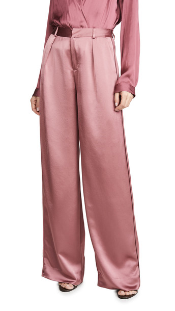 PAIGE Melise Pants in rose
