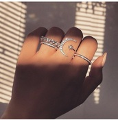 nail accessories,ring,jewelry