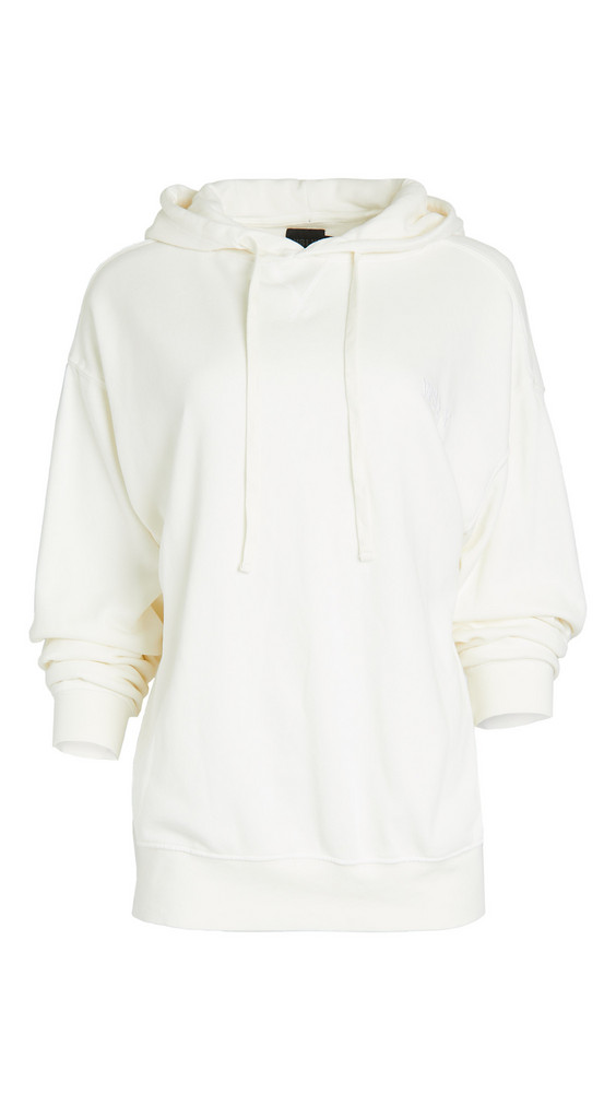 WSLY The Ecosoft Oversized Hoodie in cream