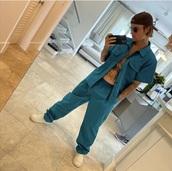 shirt,justin bieber,combination,blue,fashion,style