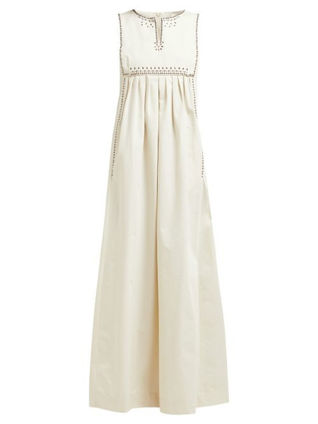 Weekend Max Mara - Palude Dress - Womens - Cream
