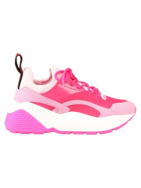 Stella Mccartney Eclypse Sneakers in rose