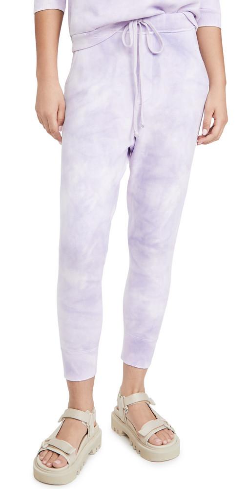Nili Lotan Nolan Pants in lavender