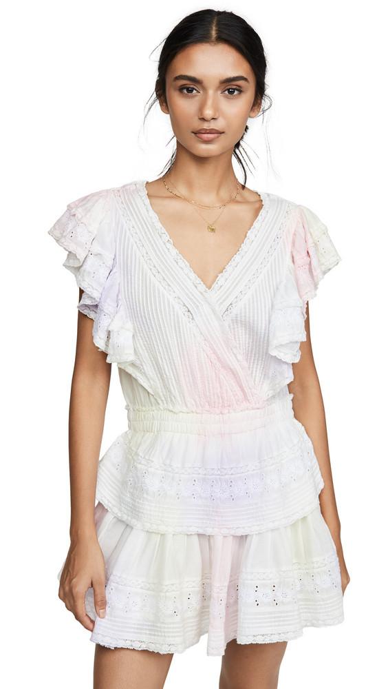 LOVESHACKFANCY Gwen Dress in multi