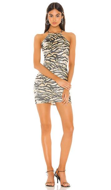 superdown Nithia Mini Dress in Tan