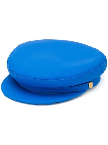 Manokhi x Toukitsou Greek Fisherman hat in blue