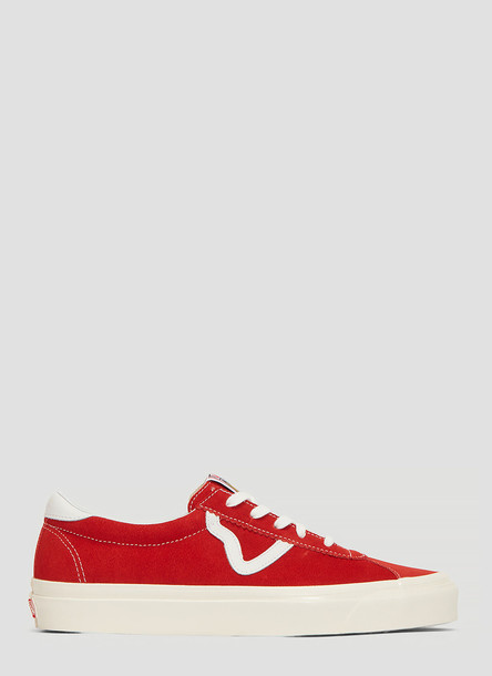 Vans Style 73 DX Anaheim Factory Sneakers in Red size US - 06