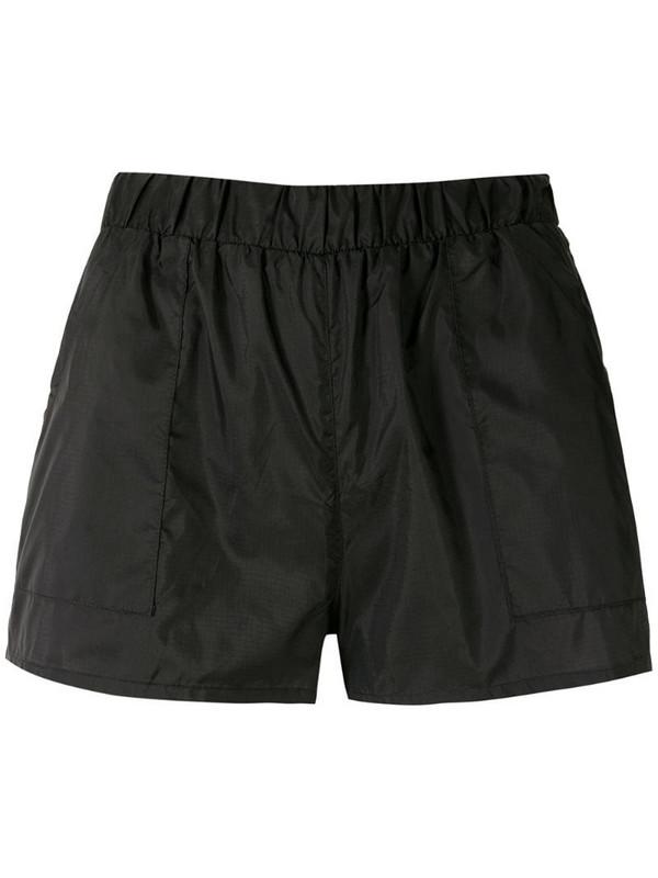 Uma - Raquel Davidowicz Alicerce pockets shorts in black