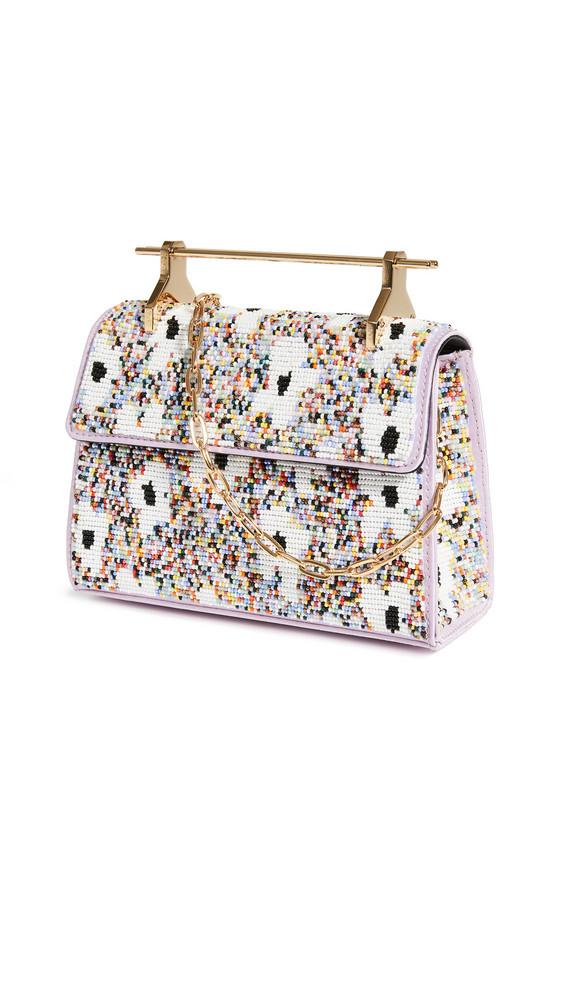 M2MALLETIER Mini Muse Bag in multi