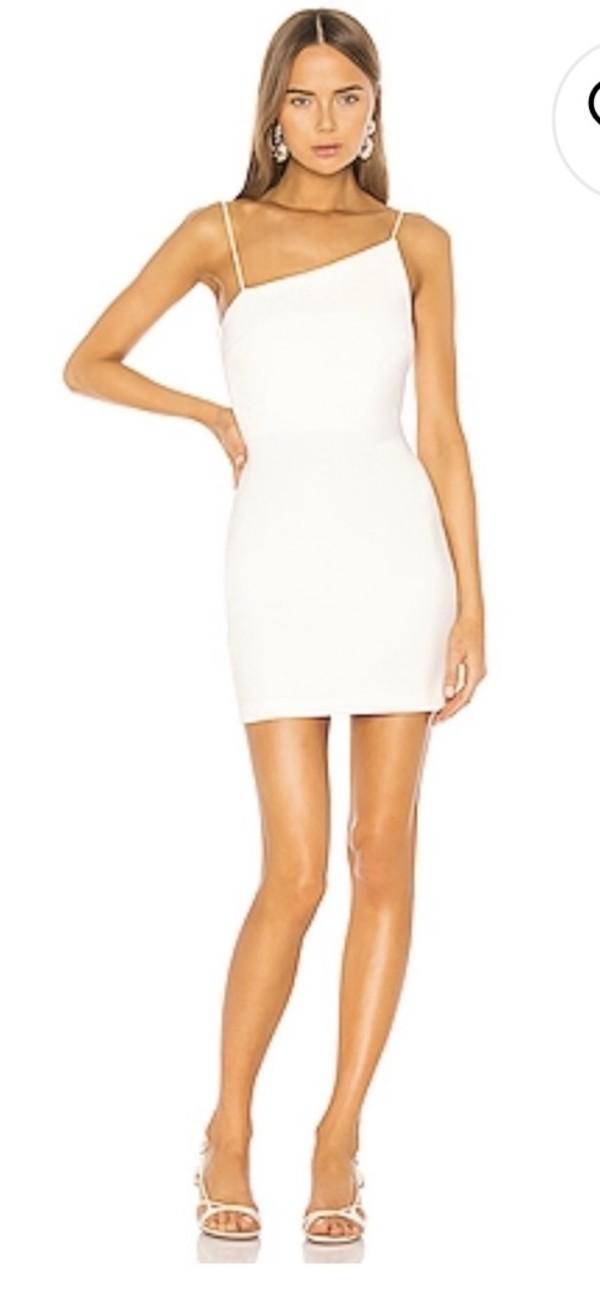 dress white dress party dress