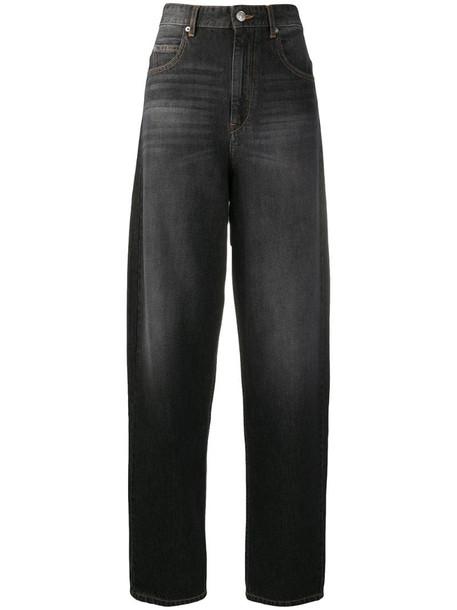 Isabel Marant Étoile Corsy jeans in blue