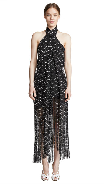Jacquemus Cortese Dress in black