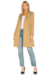 coat,trench coat,tan