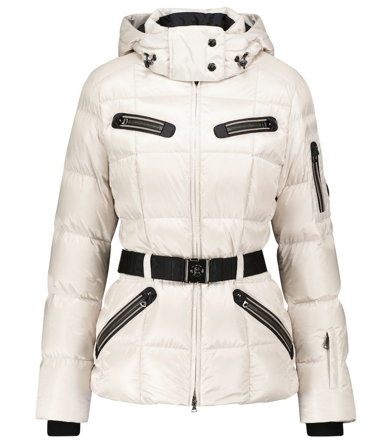 BOGNER Aila down ski jacket in white