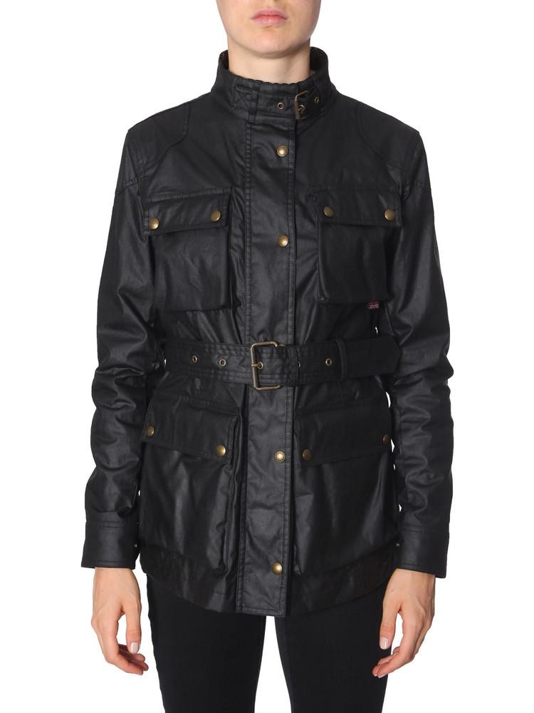 Belstaff Trialmaster Jacket in nero