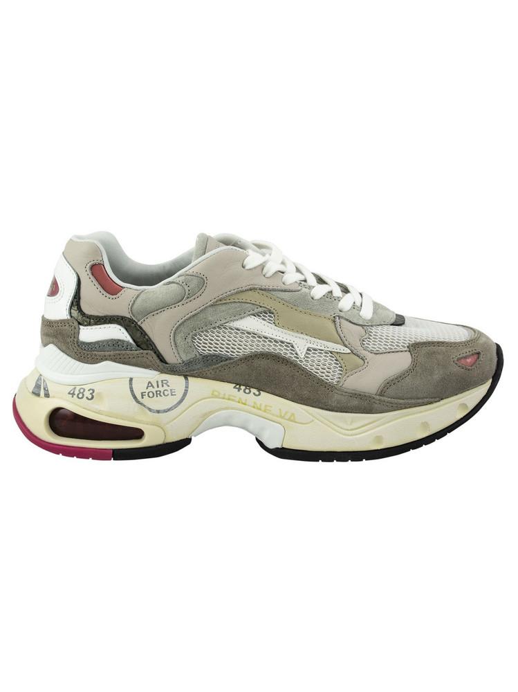 Premiata Sharky Sneakers in gray