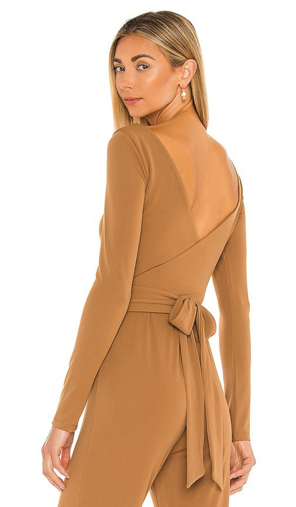 Song of Style Jefferson Top in Tan in neutral