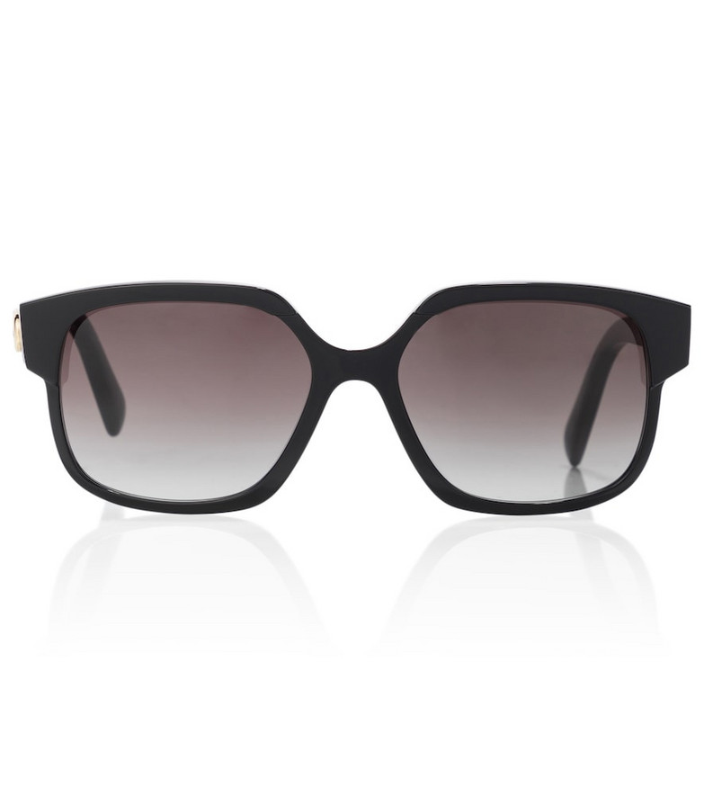 Celine Eyewear Maillon Triomphe sunglasses in black