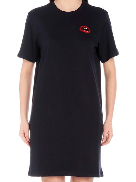 Markus Lupfer 'red Lip' Dress