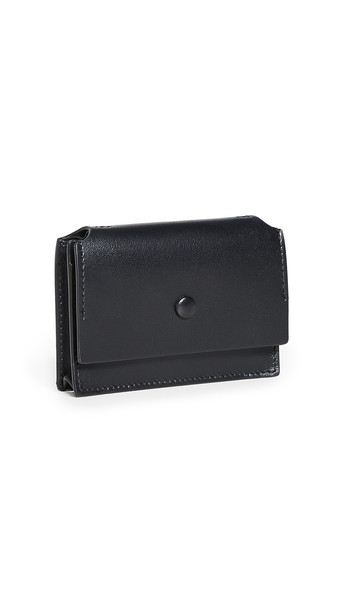 Acne Studios Big Coin Purse in black
