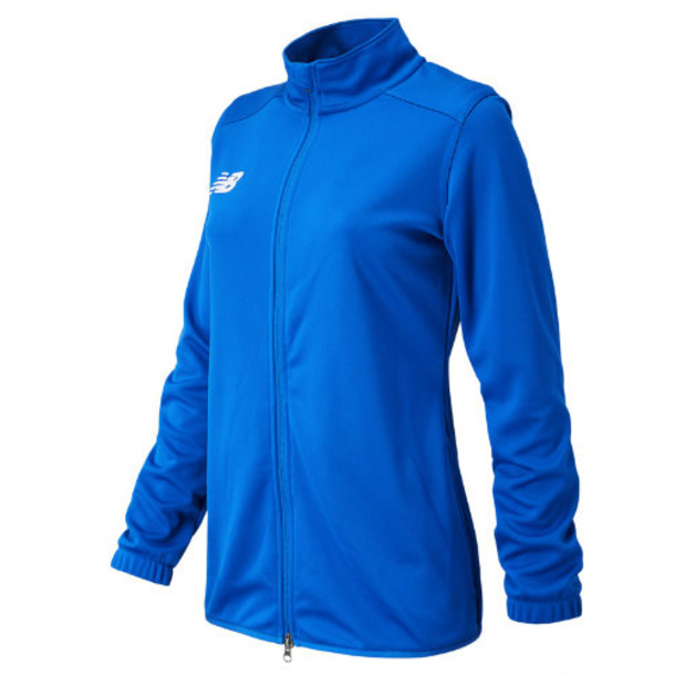 New Balance 599 Women's NB Knit Training Jacket - Blue (TMWJ599RL)