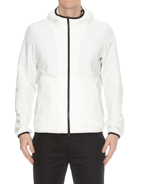 Herno Zipped Jacket in white
