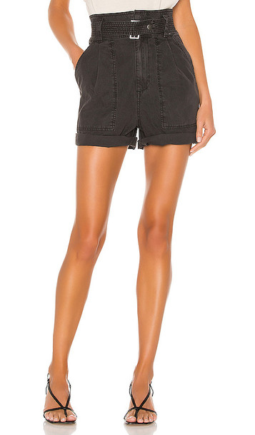 PISTOLA Arita Short in Black
