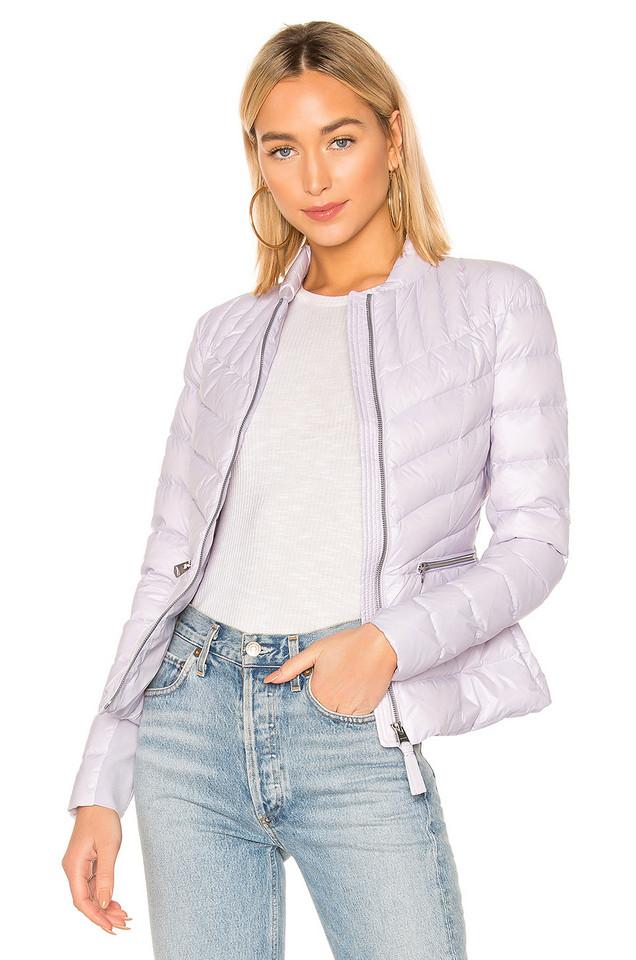 Mackage Petra Down Jacket in lavender
