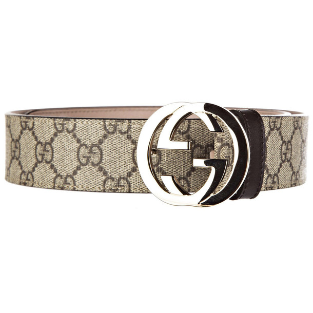 Gucci Belt Gg Supreme in beige