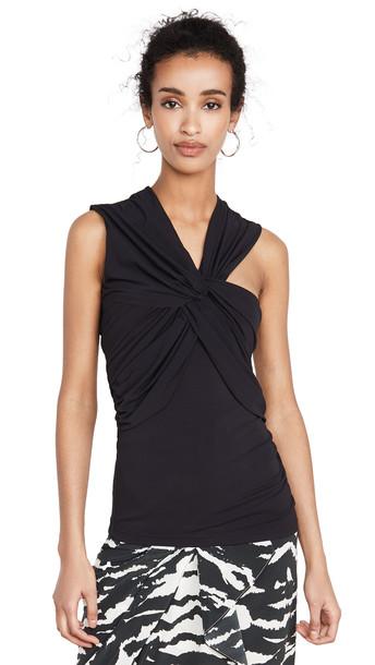 Isabel Marant Galina Top in black