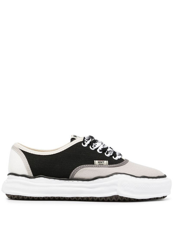 Maison Mihara Yasuhiro Peterson OG Sole sneakers in black