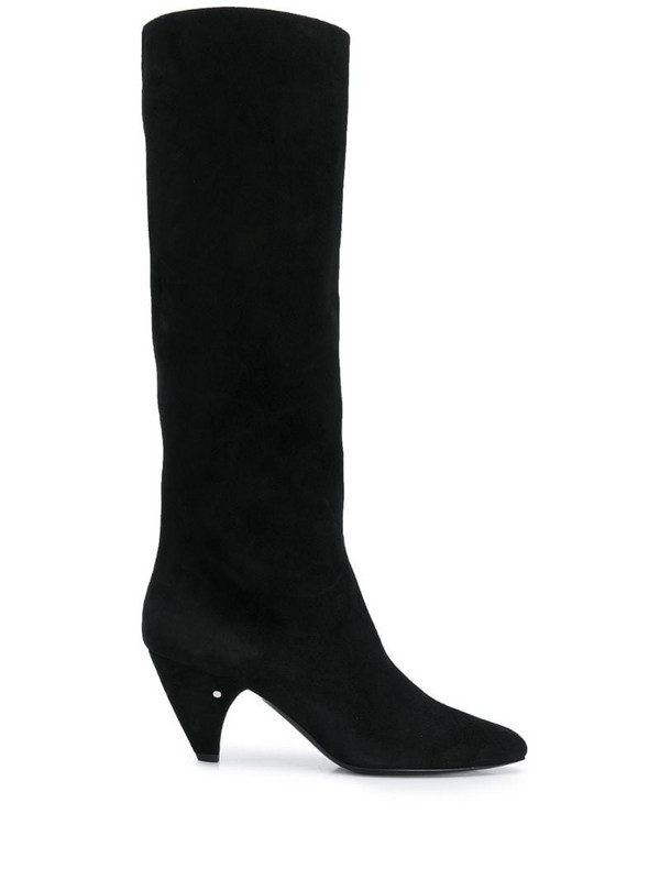 Laurence Dacade slip-on ankle boots in black
