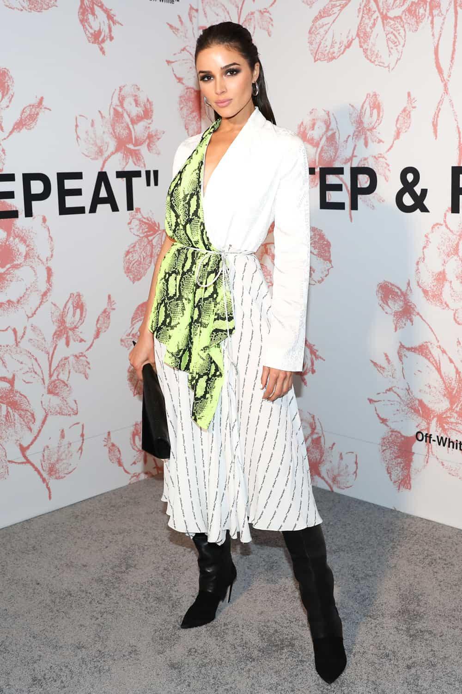dress olivia culpo celebrity midi dress asymmetrical asymmetrical dress