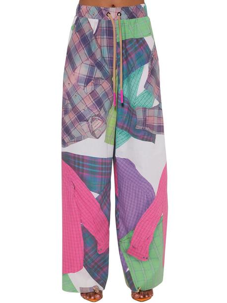 NATASHA ZINKO So Fly Cotton Track Pants