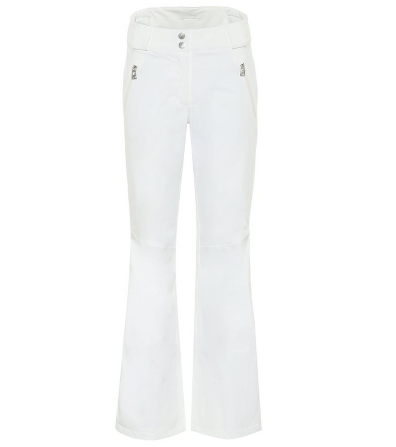 Toni Sailer Sestriere New ski pants in white